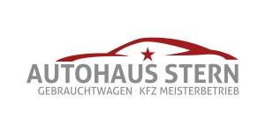 Autohaus Stern Logo - Weiß